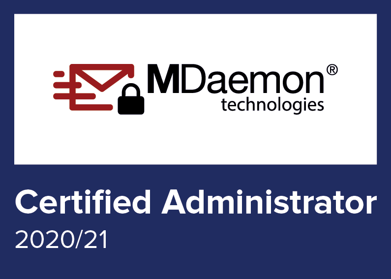 MDaemon Certfied Administrator